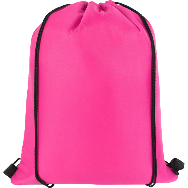 Drawstring Bag Cooler Bag. Avail many colours. EACH (H)430 (W)32