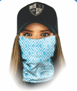 Adult Sublimated Tubular bandana - Min order 100 units