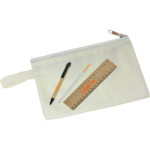 Steno stationery set