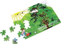 63 piece puzzle - Can be branded - Min Order 100