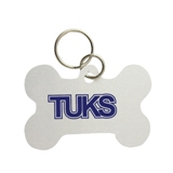 Dog Leash branding tag