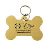 Dog leash Tag