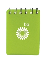Reliable spiral bound notebook A7 - Avail in many colors