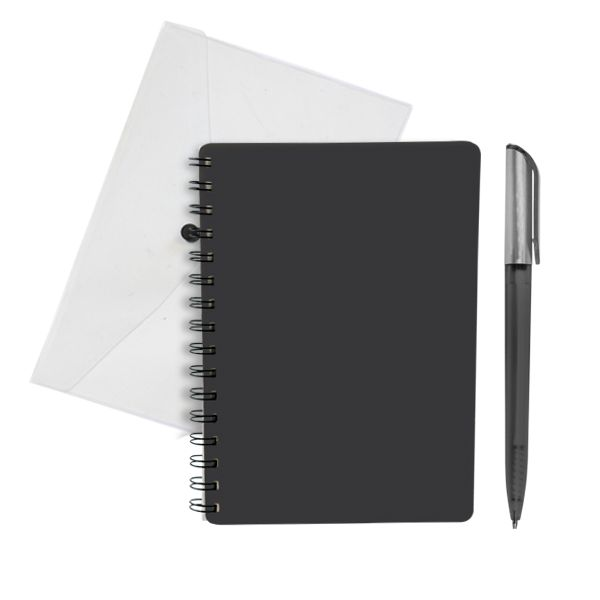 PVC Notebook Set