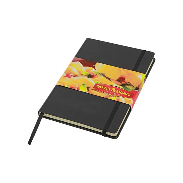 BoosterWrap for hard Cover Notebook A4 , full col