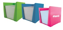 Paper cube - Available in many colors