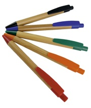 Sitara Bamboo Pen - Available in many colors