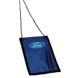 Conference caddy - Available in black, red or blue
