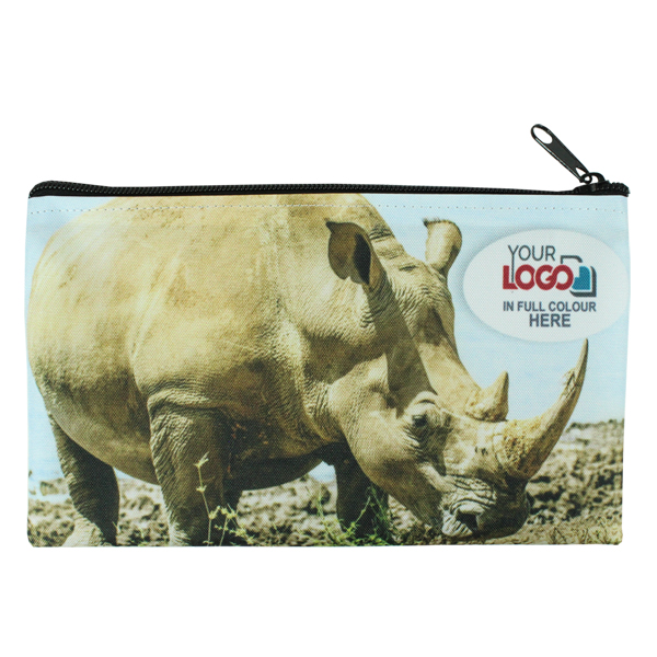 Big Five Pencil case. Choose your favorite animal and add logo