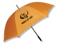 Golf Umbrella - Available in many colors