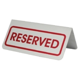 Reserved Stand including full color print 1