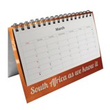 Metal A frame tent calender