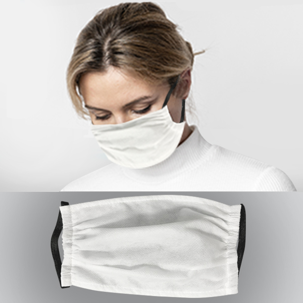 Mask 3 Layer Mask - Unbranded (Min 100 units)