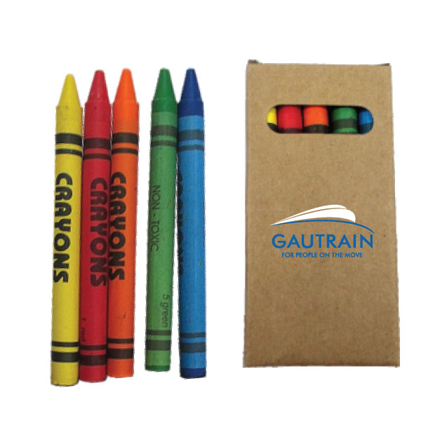 Crayons - Box of 5
