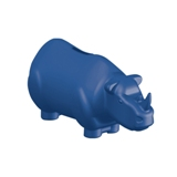 Rhino money box - Available in many colors
