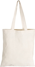Eco-Cotton Bag Drawstrings and Shoppers - Availe in:Natural