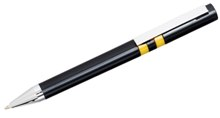 Deco Black Pen Writing Instruments - Availe in:Orange, Red, Gree