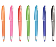 Ergo Stylus Pen - Avail in: Pink, Black, Orange, Aqua, Lime or B