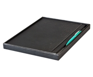 Envoy A4 Journal And Pen Set - Avail in: Black