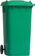 Dustbin Pen Holder Stationery - Availe in:Green or White