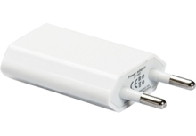 Tech USB Wall Charger Technology - Availe in:White