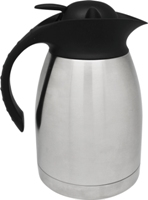 1500Ml Thermo Jug - Avail in: Silver