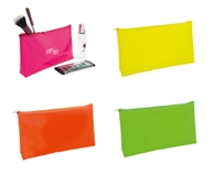 Mimi Toiletry Bag - Avail in: Pink, Orange, Yellow or Lime