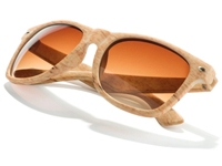 South Beach Sunglasses - Avail in: Light Brown or Dark Brown