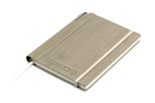Oakridge Notebook - Avail in Beige or Brown