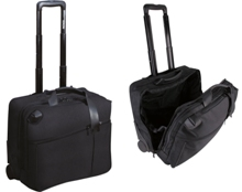 Lexon Evo 48H Suitcase Lexon - Availe in:Black