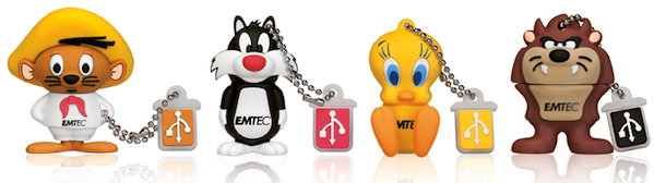 4GB Flash Drive - Sylvester