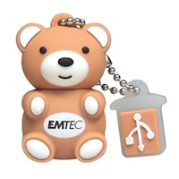 4GB Flash Drive - Teddy