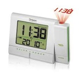 Solar Projection Clock - RM336PES