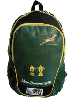 Rugby World Cup 2011 Backpack