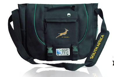 Rugby World Cup 2011 Messenger Bag - Official