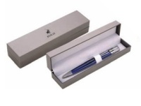 Player - Polo - Metal Ballpen - Stainless Steel; Blue; Pink; Whi