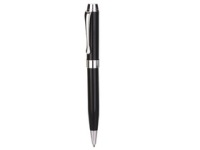 Diplomat - Metal Ballpen - Black; Gun Metal; Blue