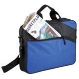 Conference Brief Bag - 600D  - Grey