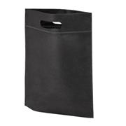 Heat Sealed Gift Bag with Double Thick Self Handles