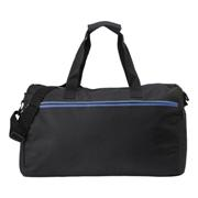 Coloured Zipper 600D Sports Bag
