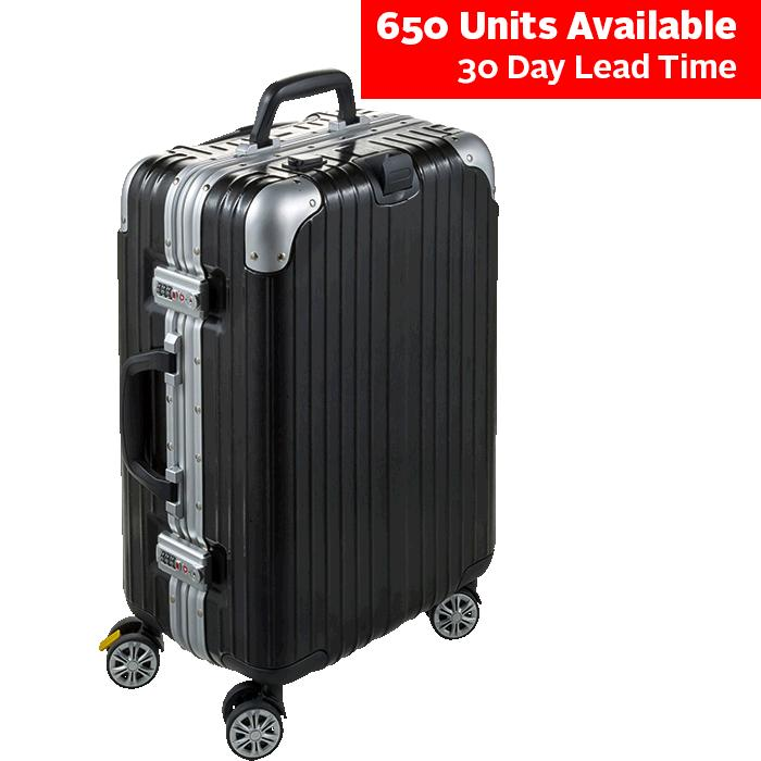 3 in 1 Tech Luggage Trolley - Avail in: Black