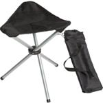 Outdoor Chair Stool - Available in: Black