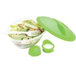 Salad Bowl Set - Available in: Blue, Green or White