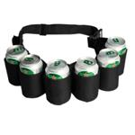 Beer Drinkers Carry Belt - Available in: Black