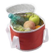 Round Cooler with Carry Handles