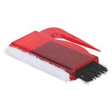 3-in-1 Computer Desk Accessory - Red