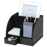 Executive Desk Box with Memo Pad - Available in: Black