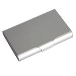 Everyday Business Card Case - Available in: Silver