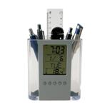LCD Pen Stand - Available in: Clear