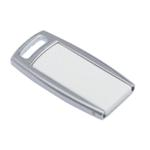 Flip Cap 4GB USB - Available in: Silver